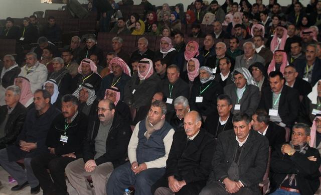 Photo of المؤتمر الأول لناحية جل آغا ينعقد تحت شعار
