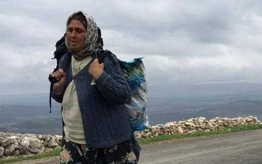 Photo of انتهاكات الاحتلال التركي ومرتزقته بحق النساء العفرينيات