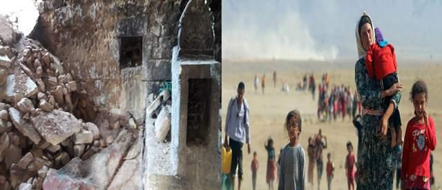 Photo of لماذا الكرد الإيزيدين هم الأكثر استهدافاً للإبادة والظلم؟!