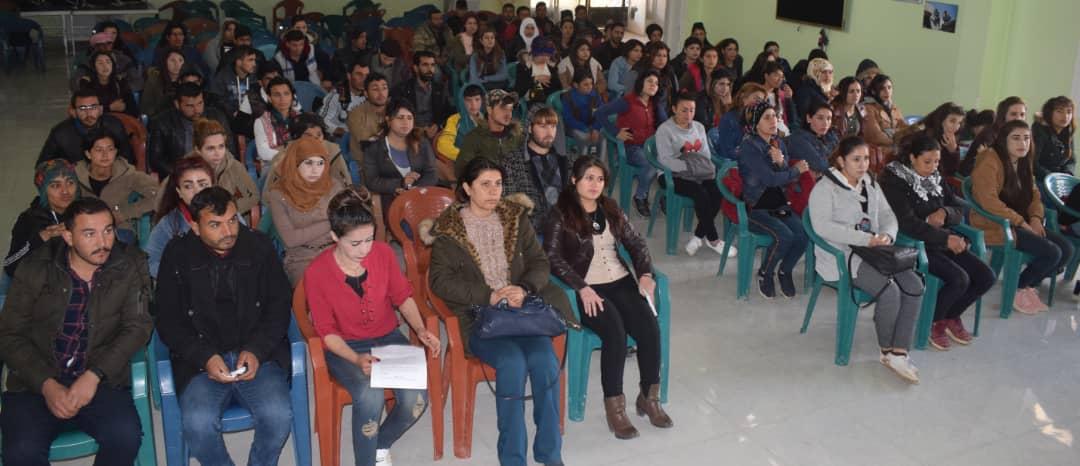 Photo of شبيبة الـPYD تعقد اجتماعاً موسعاً في إقليم الفرات تحضيراً لمؤتمرها