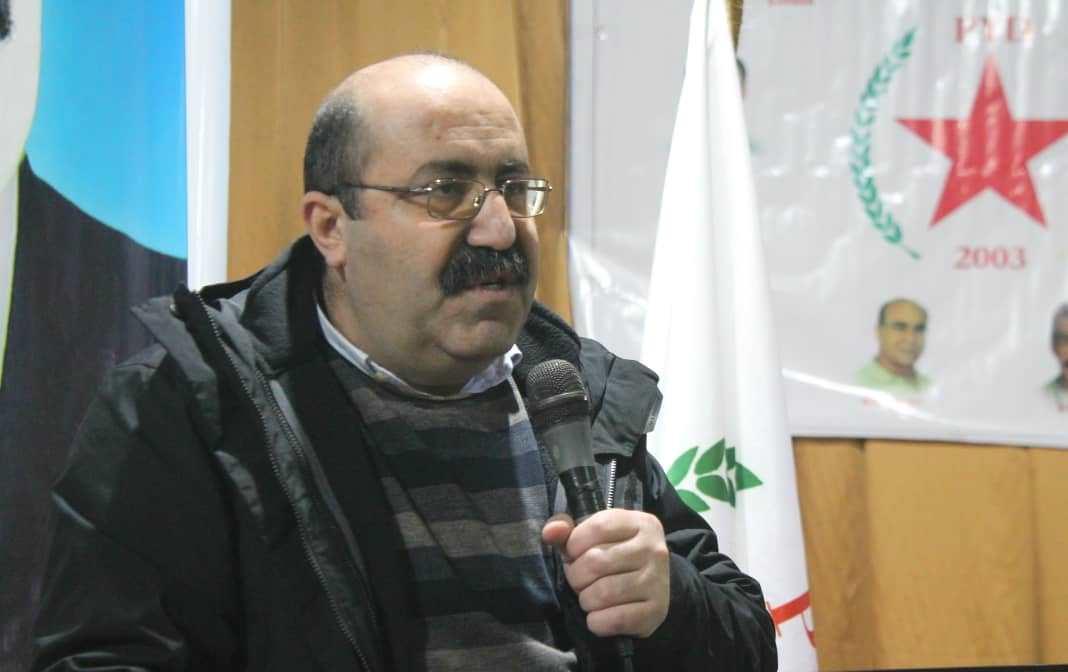 Photo of حسن: مستقبل سوريا المشرق يكمن في تعميم مشروعنا على كافة الجغرافيا السورية