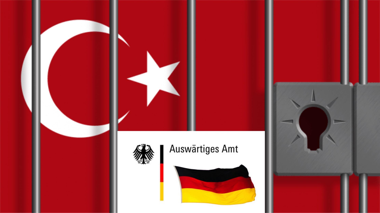Photo of ألمانيا تحذر مواطنيها من السفر الى تركيا