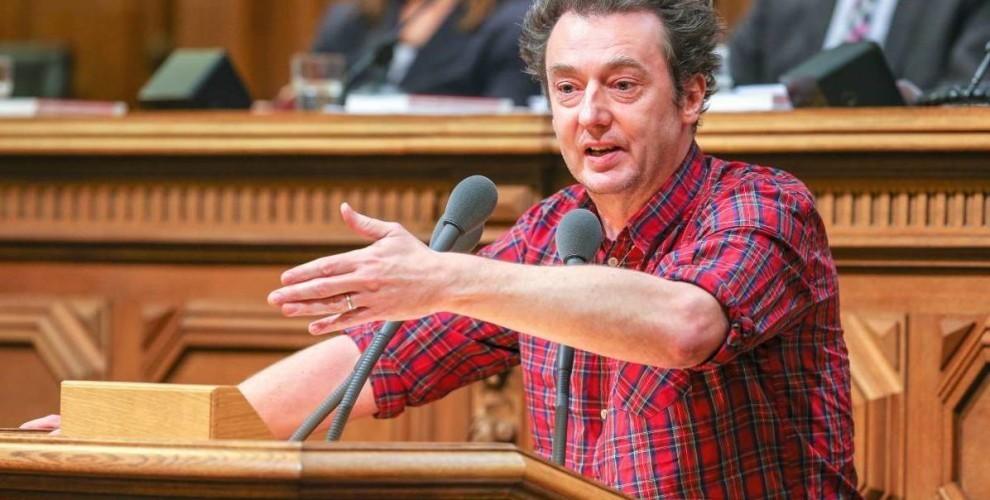 Photo of انضمام برلماني ألماني إلى حملة الإضراب عن الطعام