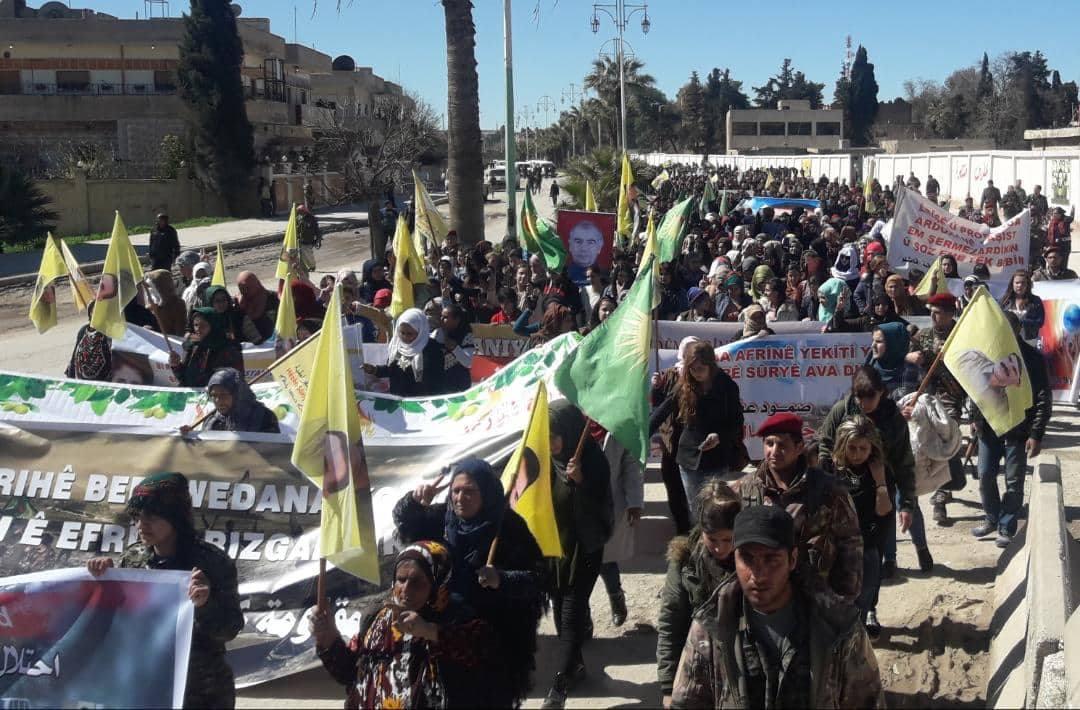 Photo of الاحتلال التركي لعفرين لن يدوم