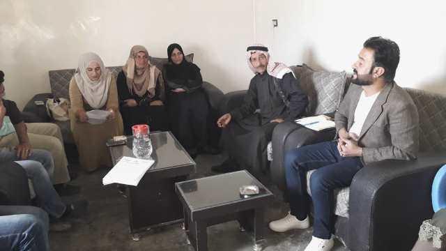 Photo of الاتحاد الديمقراطي يعقد اجتماعاً تنظيمياً في الهول