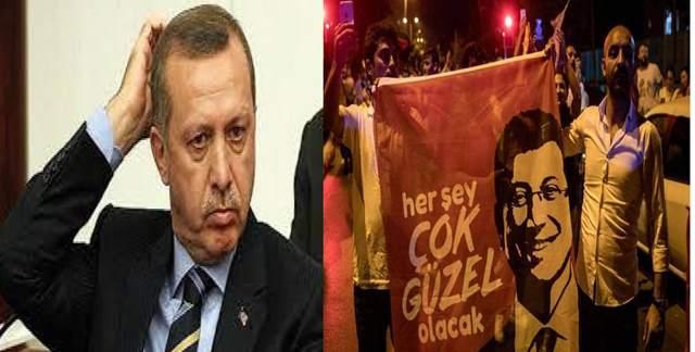 Photo of قمع أردوغان للحريات جعله يفقد شعبيته