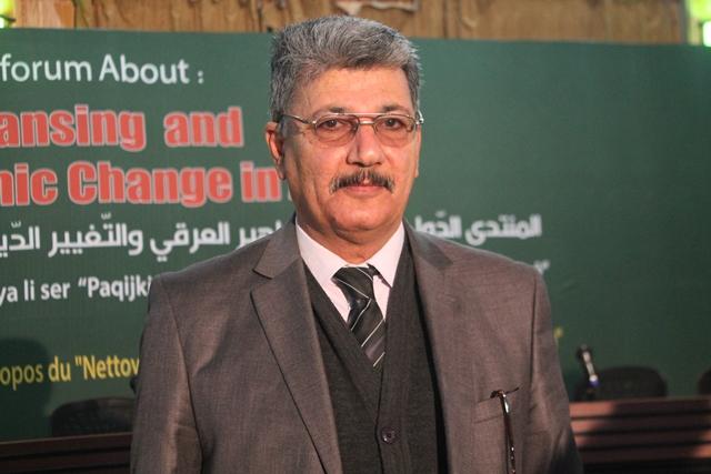 """Photo of جواد البيضاني: الجيش العراقي وقسد تمكنا من كسر أذرع تركيا """"داعش"""""""