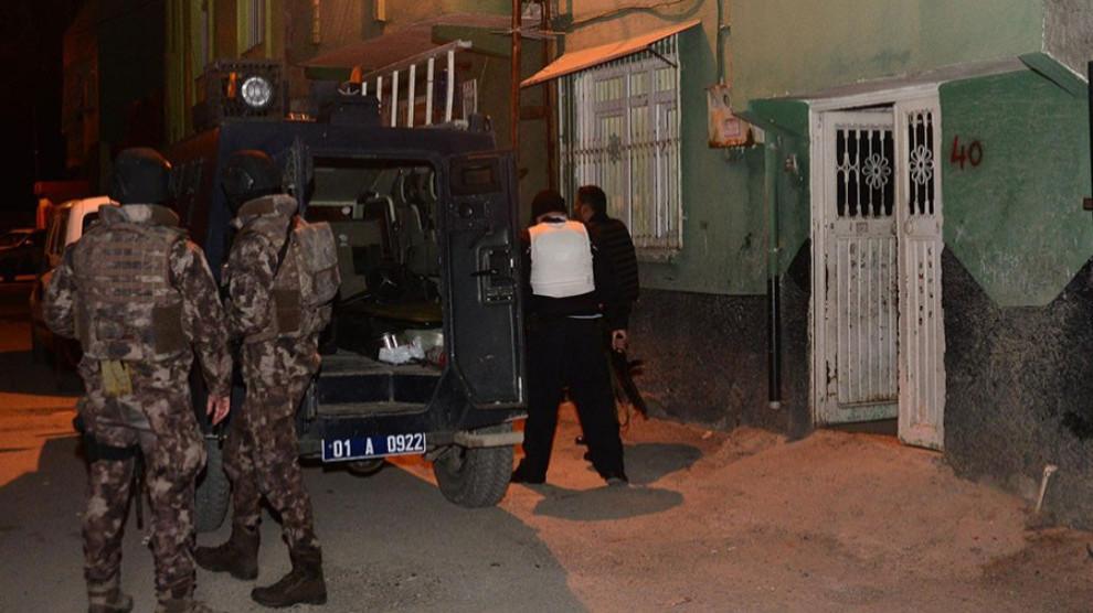 Photo of السلطات التركية تعتقل عدد من شبيبة حزب الشعوب الديمقراطي في أضنة