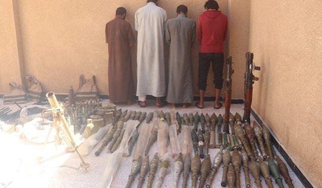 Photo of قسد تلقي القبض على خلية إرهابية بدير الزور