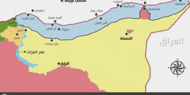 Photo of إلى أين ستصل تركيا بتهديداتها… وما شكل المنطقة الآمنة المتوقعة
