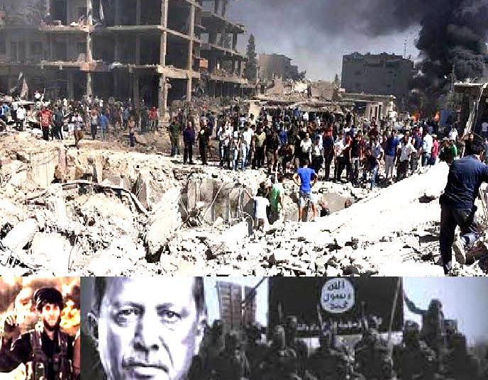 "Photo of من جرائم تنظيم داعش ""قامشلو 27 تموز2016"""