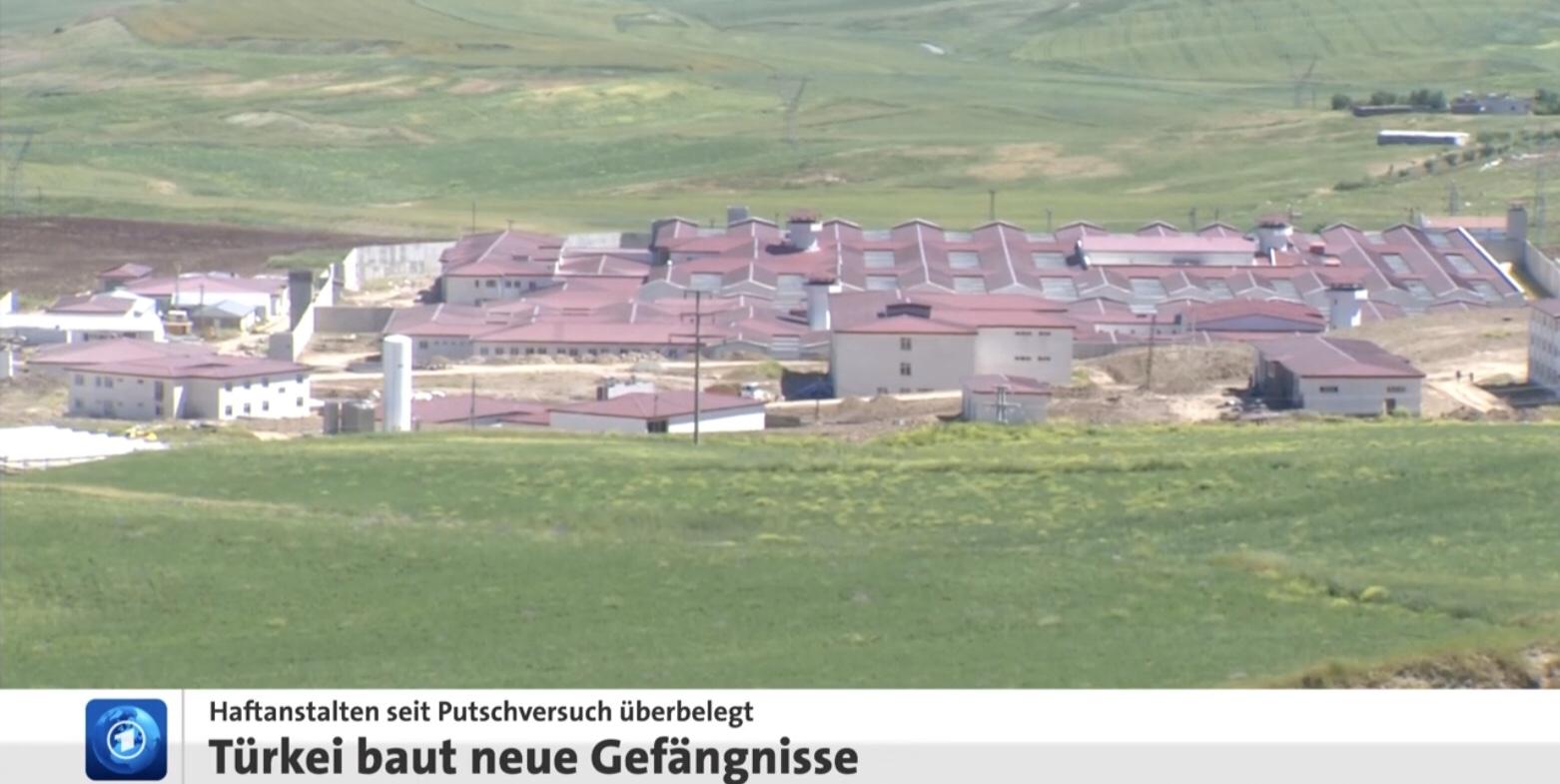 Photo of ألمانيا تبني المصانع في تركيا وتركيا تبني السجون