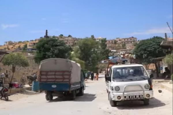 Photo of مرتزقة الاحتلال التركي ينقلون الآلاف من عوائلهم إلى عفرين