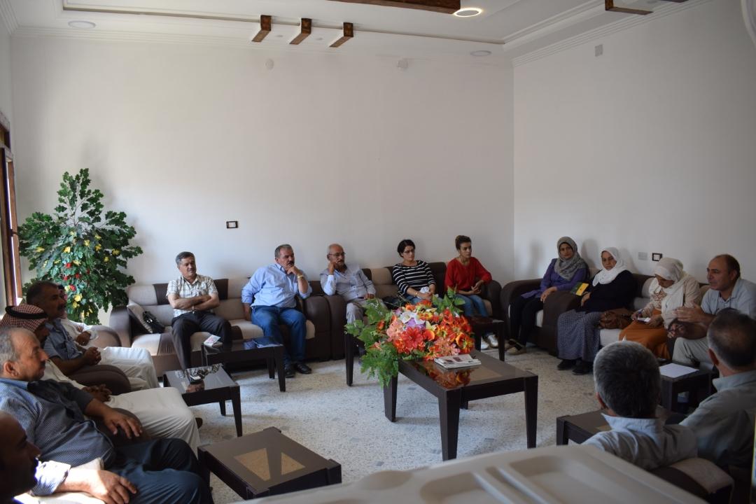 Photo of مكتب العلاقات في الحزب يعقد اجتماعاً في كوباني