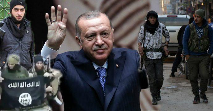 Photo of عناصر من داعش بين صفوف الميليشيات المتحالفة مع تركيا