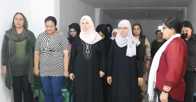 Photo of مجلس المرأة في الحزب يعقد اجتماعه الدوري بمقاطعة الحسكة