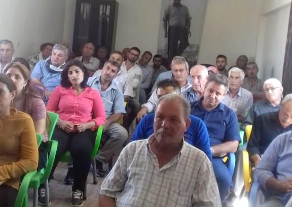 Photo of حزبنا يعقد اجتماعاً لأعضائه في محلية توبز التابعة لعامودا