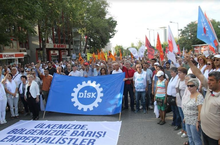 Photo of مظاهرات رافضة لسياسة حكومة العدالة والتنمية في انقرة