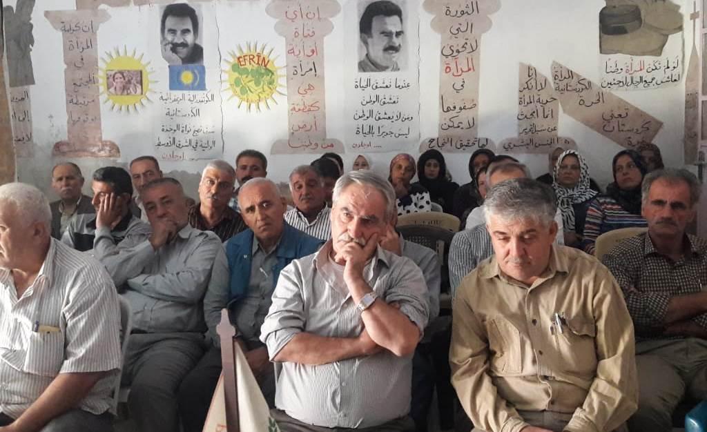 Photo of حزبنا يعقد اجتماعاً لأعضائه في حلب