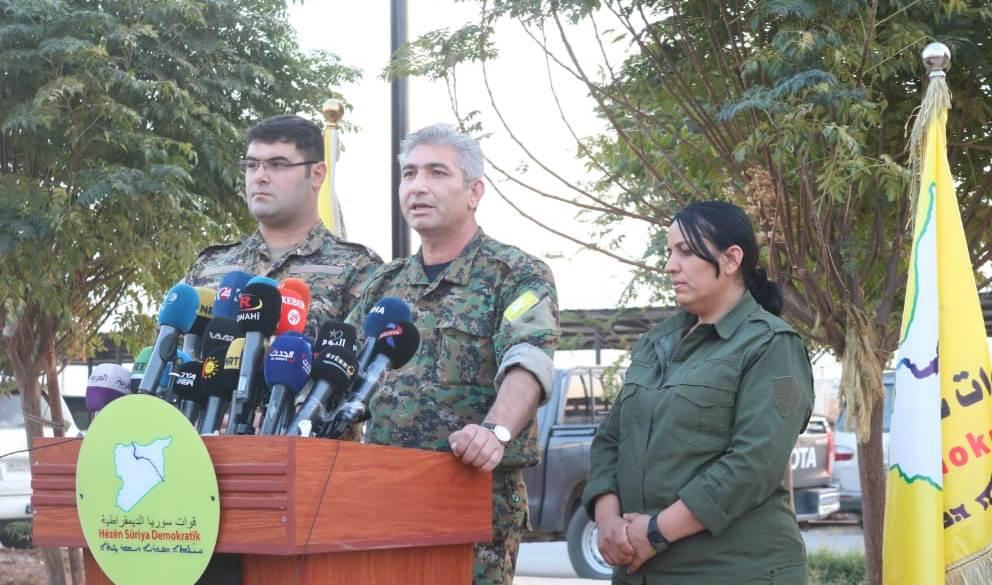 Photo of قسد تكشف تفاصيل العملية العسكرية التي أفضت لمقتل البغدادي