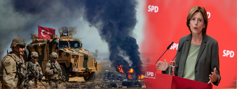 Photo of حزب SPD يصعد من لهجته ضد تركيا، ورئيسة الحزب تهدد بفرض عقوبات اقتصادية