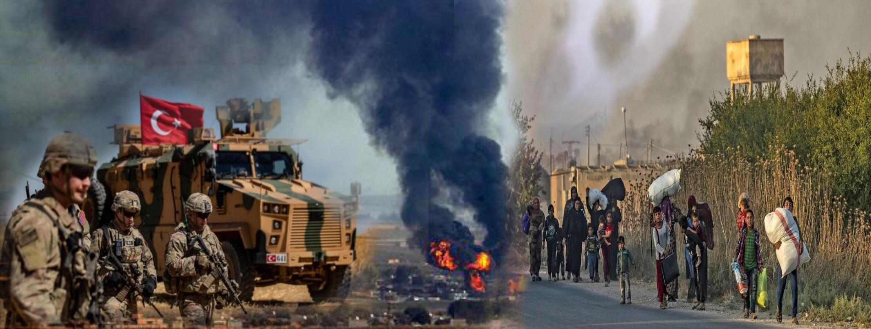 Photo of دوتشلاند فونك : تركيا في شمال سوريا كارثة للزيديين والمسيحين