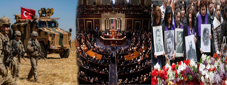 Photo of مجلس النواب الأمريكي يؤيد قرار الاعتراف بإبادة الأرمن ، ويوافق على فرض عقوبات على تركيا