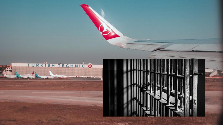 Photo of سلطات القمع التركية تعتقل مواطنة ألمانية من أصول كردية في مطار امد