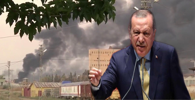 Photo of أردوغان يهدد الاتحاد الأوربي لان الأخير انتقد غزوه لشمال سوريا