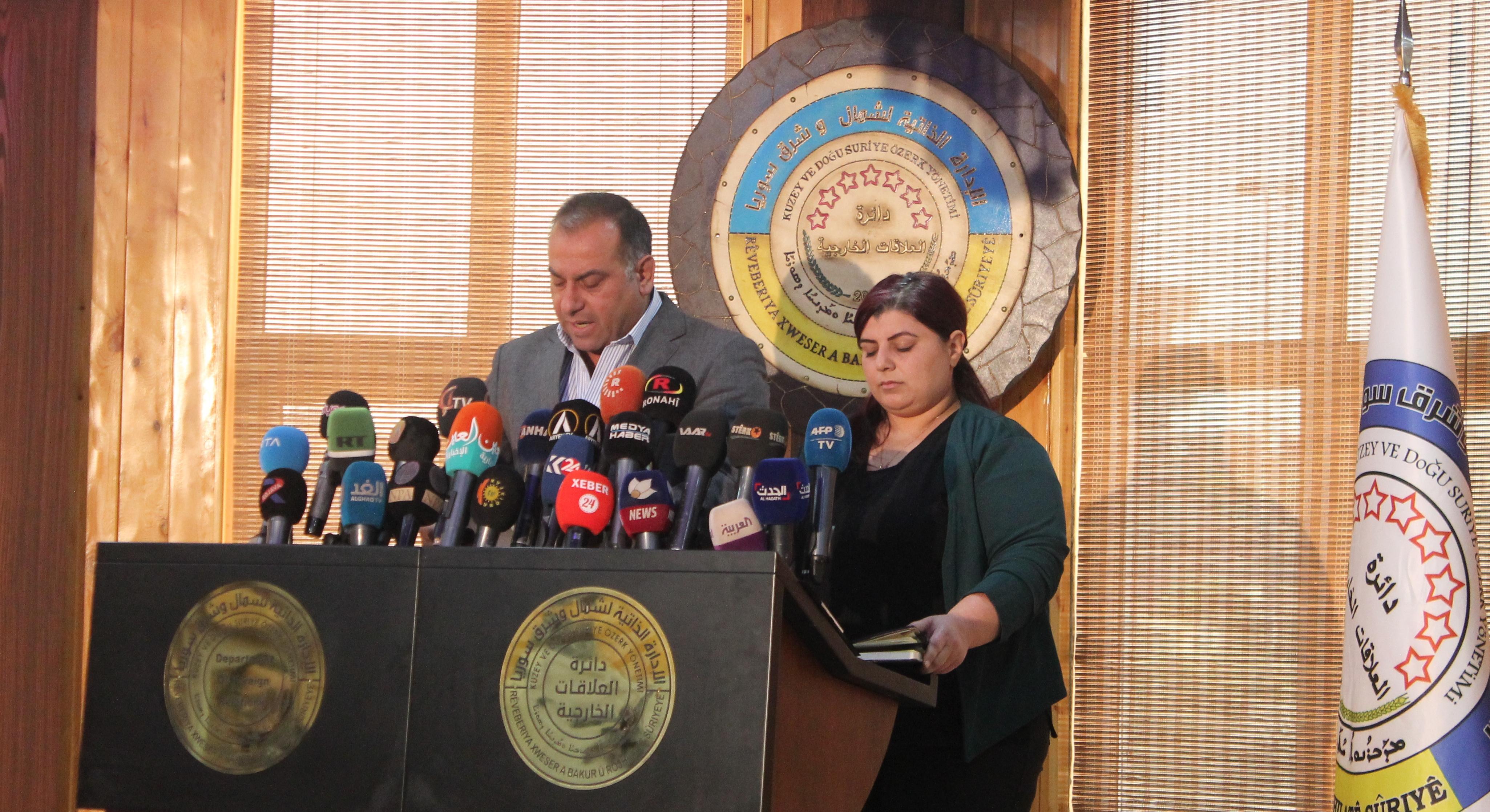 Photo of الإدارة الذاتية تدعو دمشق إلى تطوير خطاب الحل