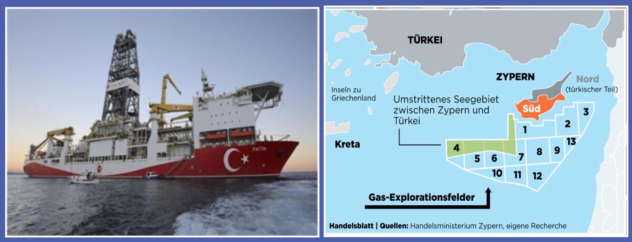 Photo of الاتحاد الأوربي يحضر لفرض عقوبات على تركيا يوم الاثنين