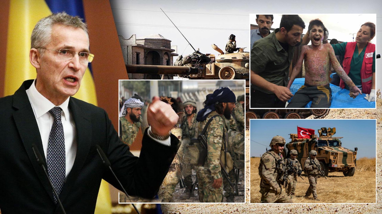 Photo of أمين حلف الناتو يدافع عن تركيا ويكذب دون خجل
