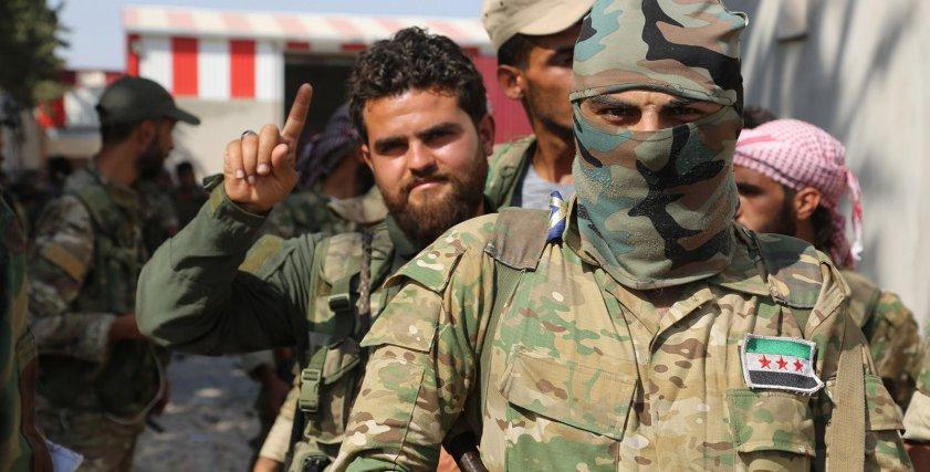 "Photo of ""نيويورك بوكس"": من هم المقاتلون بالوكالة الذين يخوضون الحرب نيابة عن تركيا؟"