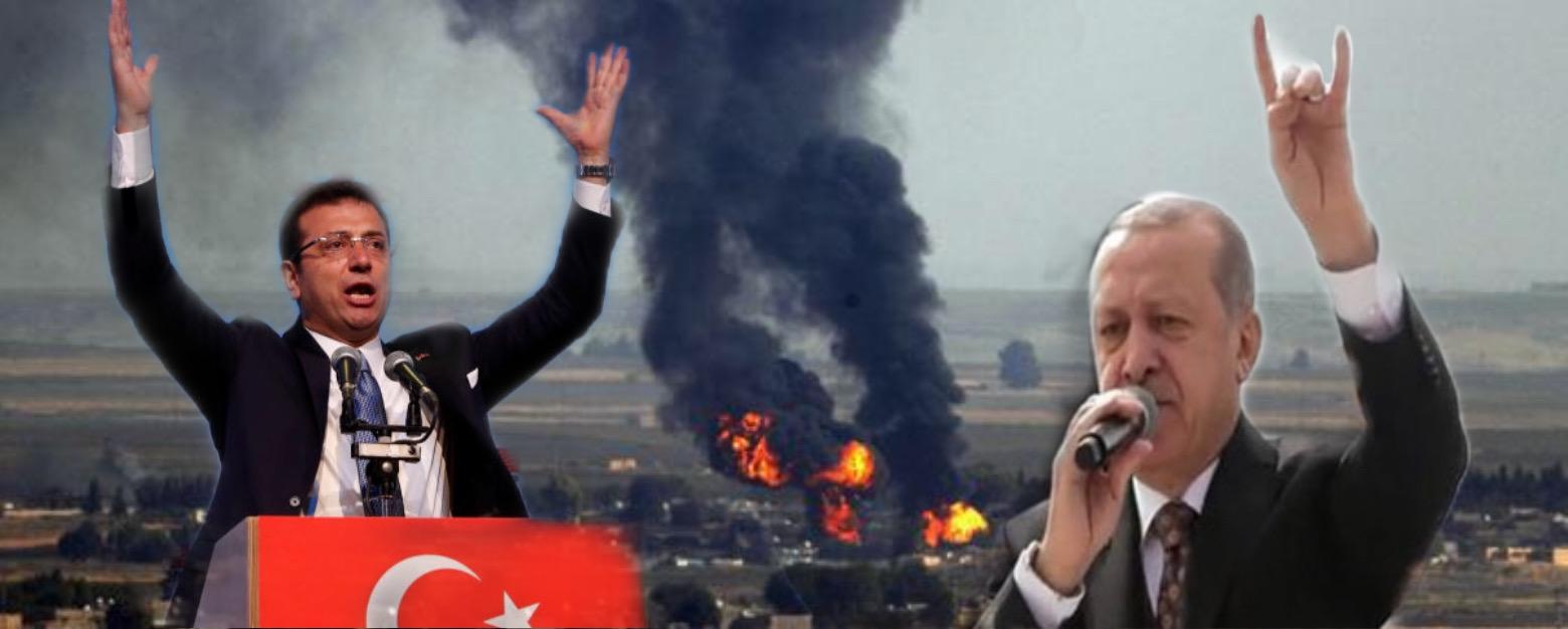 Photo of لا فرق بين أردوغان وإمام أوغلو فيما يخص الكرد وحقوقهم