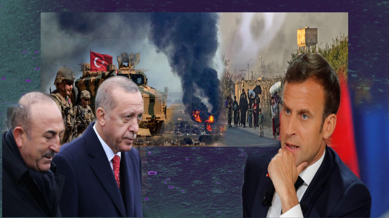 Photo of تركيا راعية الإرهاب والإرهابين تتهم ماكرون بدعم الإرهاب