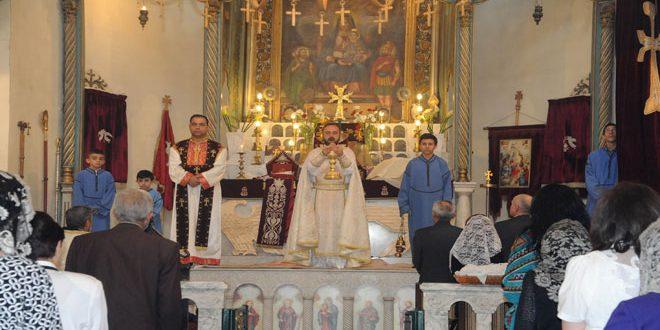 Photo of بيان مطرانية الأرمن الرسوليين لأبرشية حلب وتوابعها بخصوص كنيسة تل أبيض
