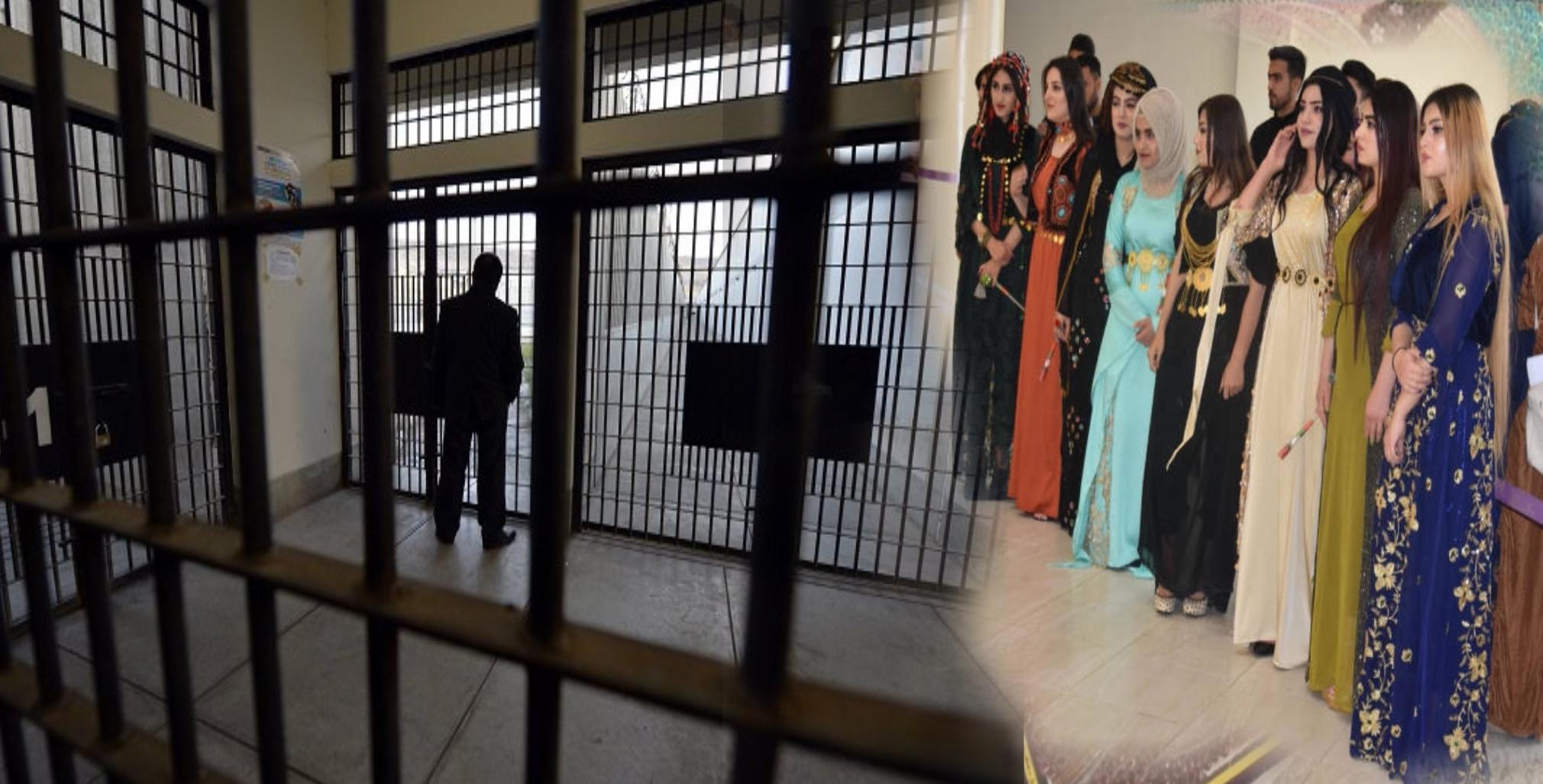 Photo of بسبب الزي الكردي لابنته اعتقال ألماني لأكثر من عام في تركيا