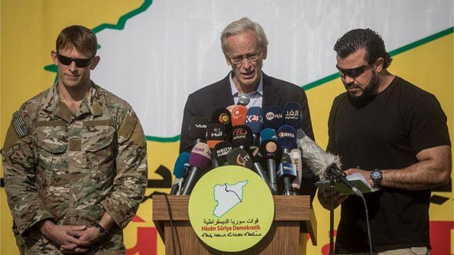 Photo of مذكرة أميركية رسمية لـ ويليام روبوك تصف هجوم تركيا على سوريا بجرائم حرب