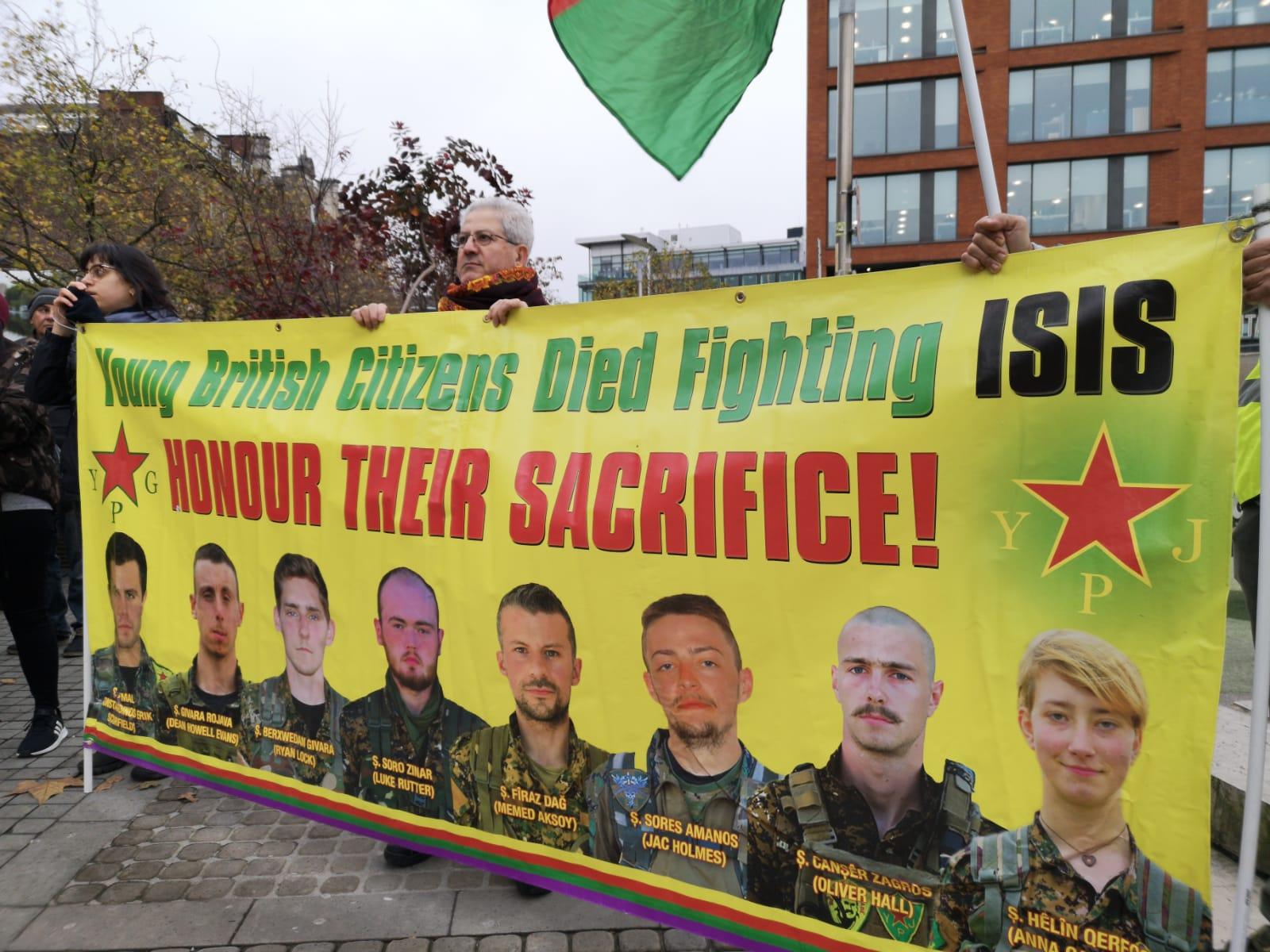 Photo of مانشستر تنتفض ضد الفاشية التركية