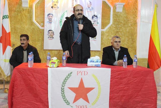 Photo of حسن: الاعتراف الرسمي بالإدارة الذاتية هو أساس أية مفاوضات وحلول