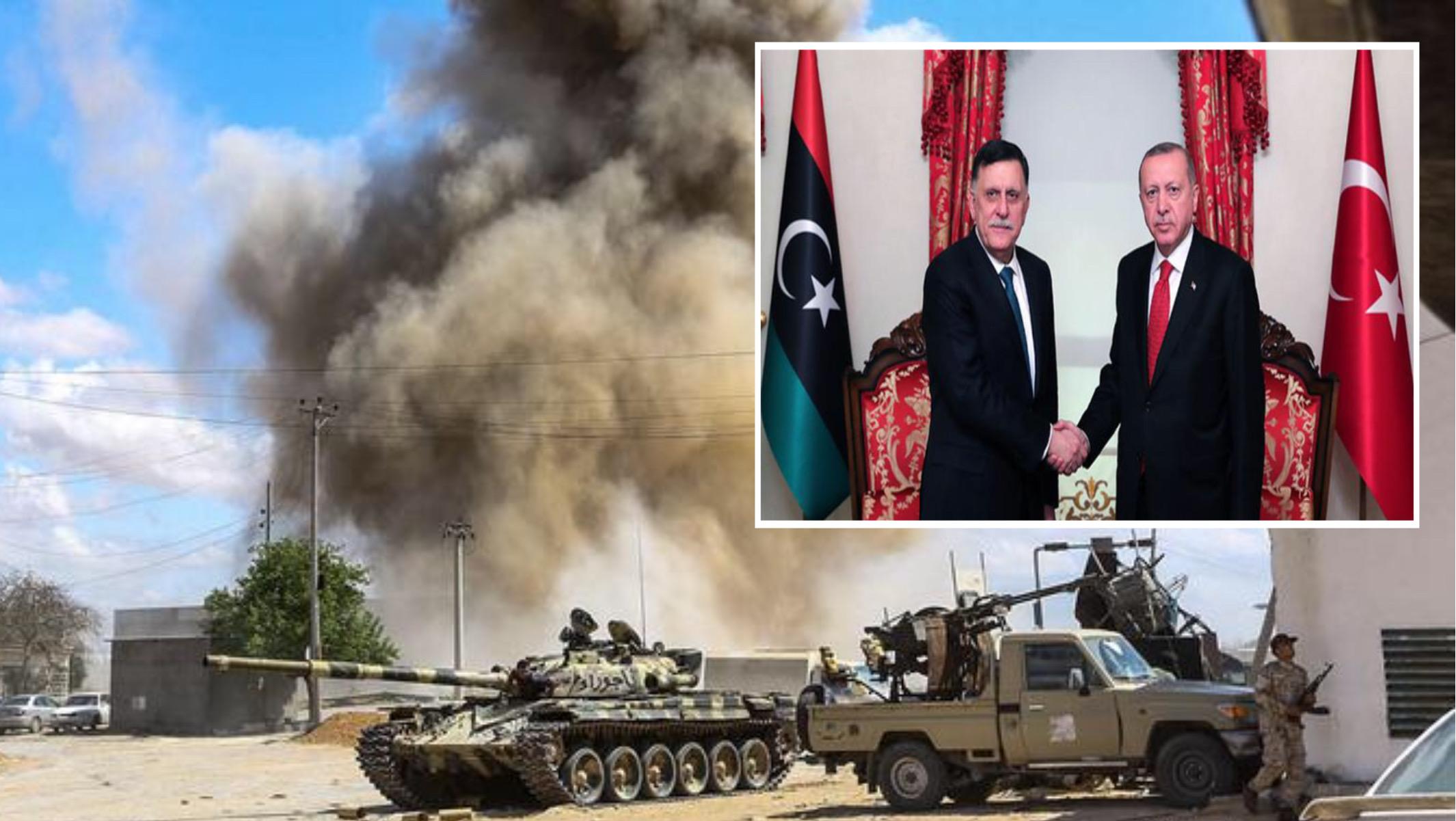 Photo of خلافات تركية وأوربية جديدة وأردوغان يخطط لارسال قوات تركية الى طرابلس