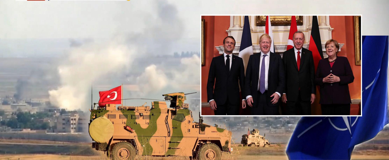Photo of قمة الناتو : أردوغان فشل في الاجتماع الأول بلندن