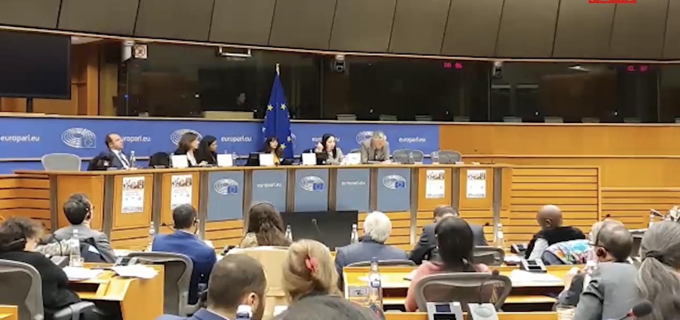 Photo of البيان الختامي للمؤتمر الدولي حول شمال وشرق سوريا/ روج آفا المنعقد في البرلمان الأوروبي
