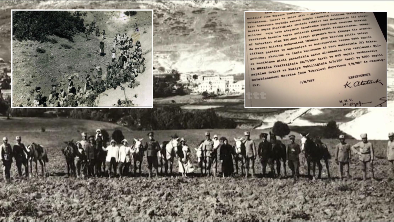 Photo of لماذا اشترى اتاتورك الغاز السام من ألمانيا النازية ؟