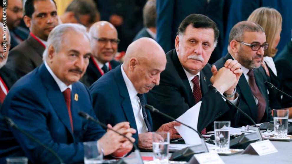 Photo of وزير خارجية الحكومة الليبية المؤقتة: نرفض أي وجود تركي في اتفاقية الهدنة