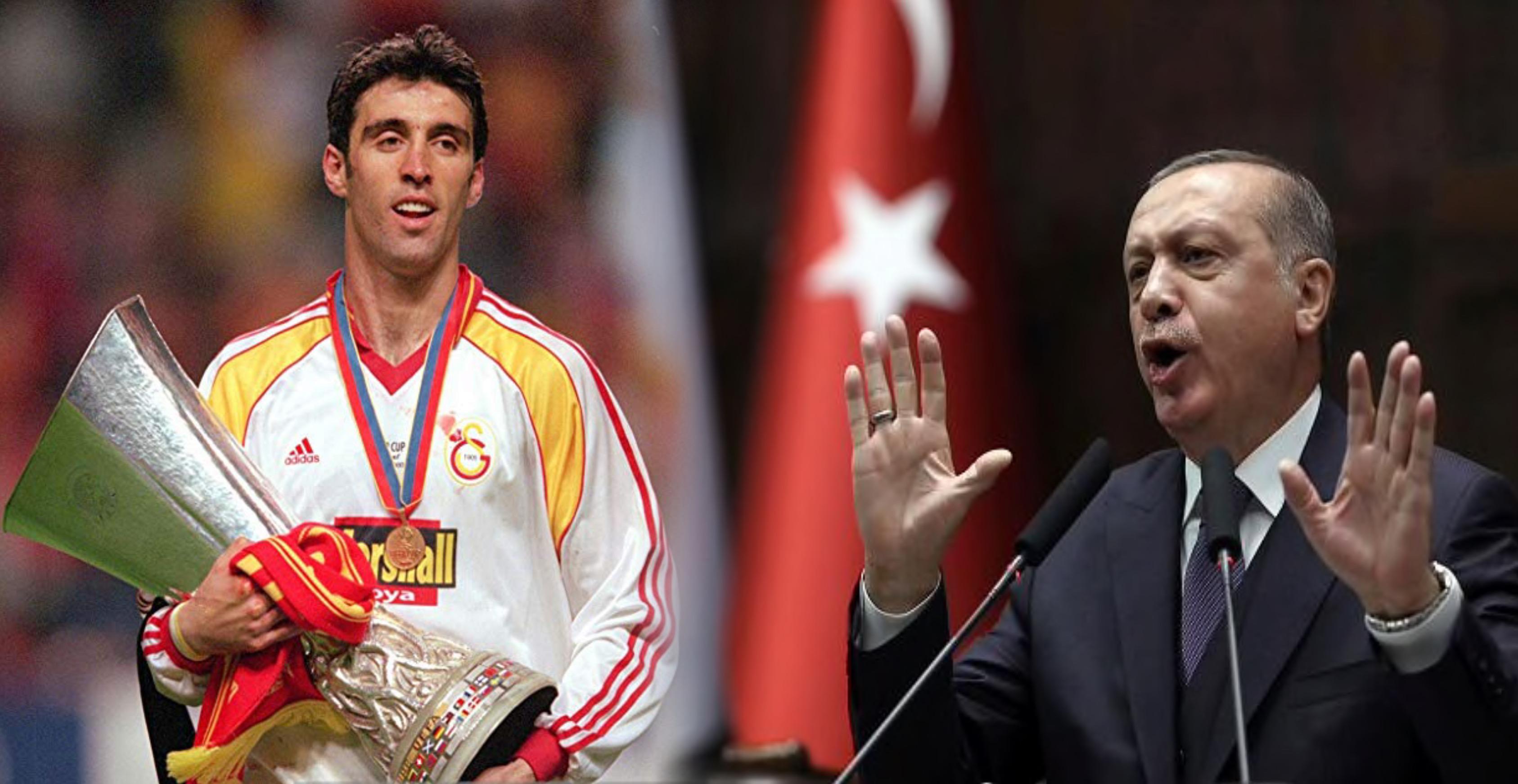 Photo of من نجم دولي لكرة في تركيا الى لاجئ وسائق تكسي لانه انتقد أردوغان وحزبه