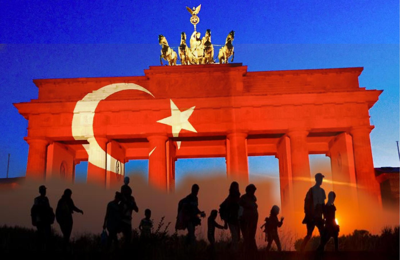 Photo of الاتراك في مقدمة طالبي اللجوء في ولاية هيسن الألمانية