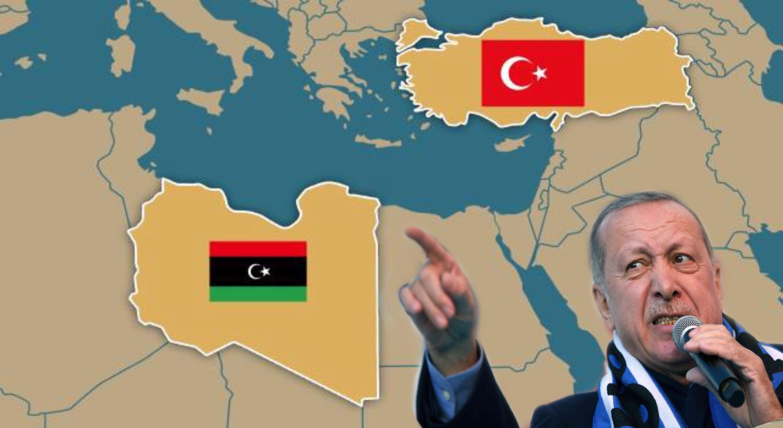 Photo of حلم اردوغان في ليبيا قد يتحول لكابوس تركيا