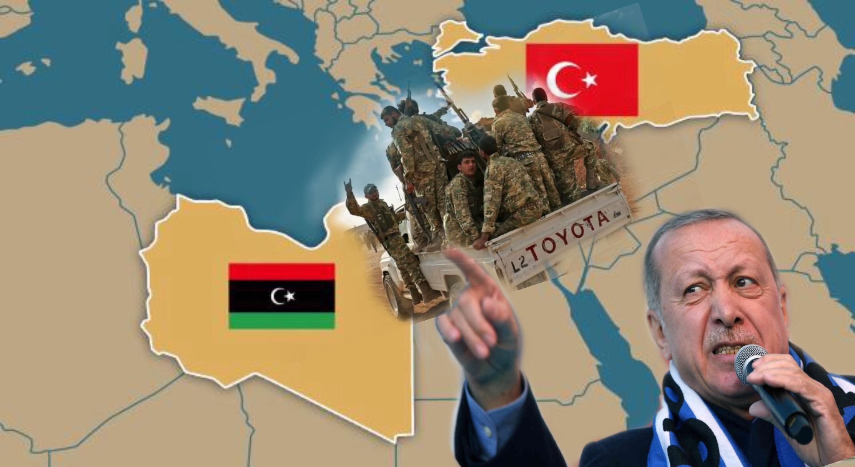 Photo of تركيا تريد إرسال 6 آلاف مرتزق سوري الى ليبيا