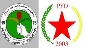 Photo of حزبنا يهنأ الرئيسين المشتركين للاتحاد الوطني الكردستاني